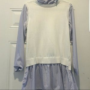 English factory tennis dress